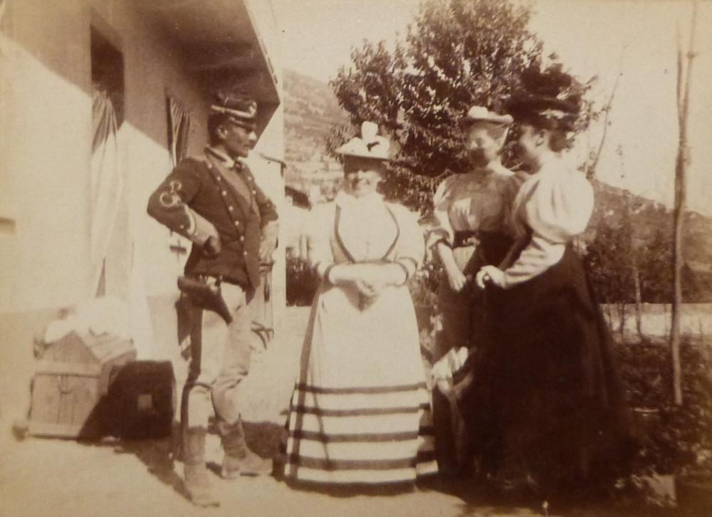 Album fotografico - Quindici giorni a Bardonecchia. Luglio-Agosto 1894.