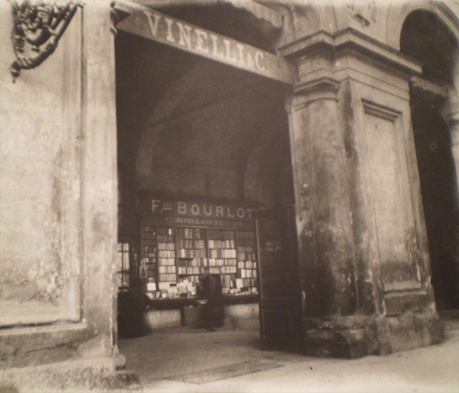 Libreria antiquaria Bourlot dal 1848 libri e stampe antiche